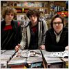 Kick-Ass : Bild Aaron Taylor-Johnson, Clark Duke, Evan Peters, Matthew Vaughn
