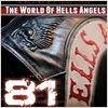 81 - The Other World: The World of Hells Angels : poster
