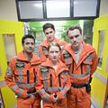 Bild Ciarán McMenamin, Navin Chowdhry, Richard Armitage, Zoe Telford