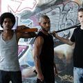 Bild Alexandre Achdjian, Nassim Si Ahmed, Pablo Pauly