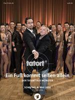 Tatort: Ein Fuß kommt selten allein