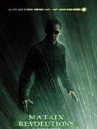 Matrix Revolutions: The Motion Picture Soundtrack (U.S. Version)