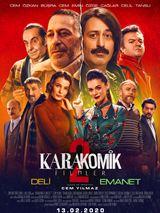 Karakomik Filmler 2 (Deli - Emanet)