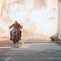 Terminator 2 - Tag der Abrechnung : Bild Arnold Schwarzenegger, Edward Furlong