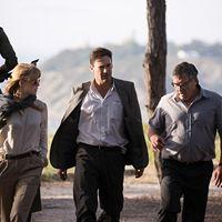 Beirut : Bild Dean Norris, Jon Hamm, Rosamund Pike