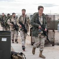 Operation: 12 Strong : Bild Chris Hemsworth, Geoff Stults, Michael Peña, Michael Shannon, Trevante Rhodes