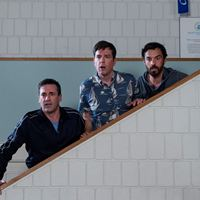 Catch Me! : Bild Ed Helms, Jake Johnson, Jon Hamm