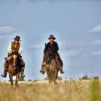 The Sisters Brothers : Bild Joaquin Phoenix, John C. Reilly