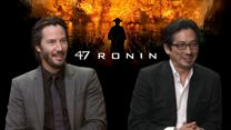 Interview Keanu Reeves Carl Rinsch