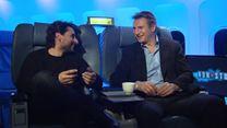 """Interview zu """"Non-Stop"""" mit Liam Neeson und Jaume Collet-Serra"""