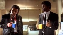 Pulp Fiction -  Jimmys grandioser Kaffee Filmszene