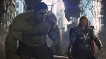 Marvel's The Avengers: Hulk VS Thor Filmszene
