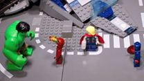 LEGO auf YouTube: The Avengers: Assemble!