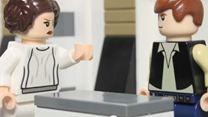 LEGO auf YouTube: Leia macht mit Han Solo Schluß