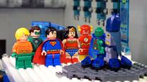 LEGO auf YouTube: LEGO Justice League