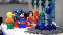 LEGO auf YouTube: LEGO Justice League