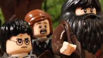 """LEGO auf YouTube: Harry Potter trifft auf einen """"Rancor"""""""