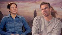 """Interview zu """"Die Bestimmung - Divergent"""" mit Shailene Woodley, Theo James und Neil Burger"""