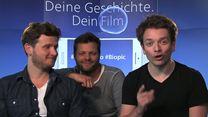 #YouCanDo #Biopic: Peter Thorwarth, Dennis Gansel und Christian Ditter verfilmen eure Geschichten für Kino, TV und Internet