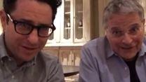 Star Wars VII - Grüße zum Star-Wars-Tag von J.J. Abrams und Lawrence Kasdan