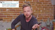 """Aaron Paul - """"Well Done, Bitch!"""""""