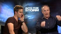 "allourhomes.net-Interview zu ""Storm Hunters"" mit Matt Walsh, Sarah Wayne Callies, Jeremy Sumpter und Arlen Escarpeta"
