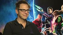 "rmarketing.com-Interview zu ""Guardians of the Galaxy"" mit Chris Pratt und James Gunn (FS-Video)"