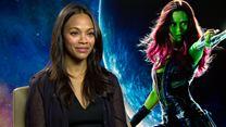 """rmarketing.com-Interview zu """"Guardians of the Galaxy"""" mit Zoe Saldana und Karen Gillan (FS-Video)"""
