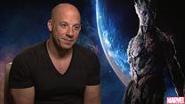 """rmarketing.com-Interview zu """"Guardians of the Galaxy"""" mit Vin Diesel und Dave Bautista (FS-Video)"""