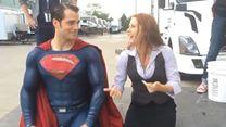 Batman v. Superman Cast Ice Bucket Challenge