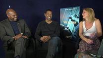 Aufzeichnung des Live-Chats mit Denzel Washington und Antoine Fuqua
