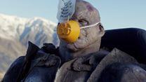 """Die """"Hobbit""""-Stars geben Hinweise zur Sicherheit an Bord eines Flugzeugs"""