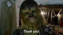 Star Wars: Das Erwachen der Macht - Thank You Set-Video OV