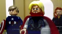 Avengers: Age of Ultron - Teaser Trailer IN LEGO