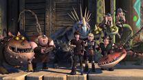 Dragons - Auf zu neuen Ufern Teaser OV