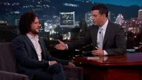Kit Harington Judges Jon Snow Impersonators