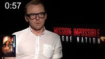 Simon Pegg rankt die Star Wars-Filme
