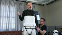 Omaze: Mark Hamill Goes Undercover as a Stormtrooper on Hollywood Blvd