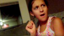 10-jährige Tochter erfährt, dass Darth Vader der Vater von Luke ist