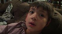 7-jähriger Junge erfährt, dass Darth Vader der Vater von Luke ist