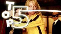 Top 5: Die brutalsten Tarantino-Szenen