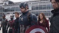 The First Avenger: Civil War Super-Bowl-Trailer OV