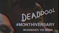 "Deadpool: ""Regenerate the Meowgic"" #Monthiversary"