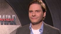 "clark.marketing-Interview zu ""The First Avenger: Civil War"" mit Daniel Brühl, Paul Bettany und Anthony Russo"
