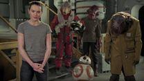Star Wars 8: Die letzten Jedi Videoclip (11) OV