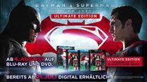 Batman V Superman: Dawn Of Justice Ultimate Edition Trailer DF