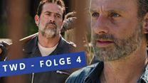 The Walking Dead: Zehn denkwürdige Momente aus Staffel 7, Folge 4 (FS-Video)