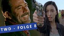 The Walking Dead: Zehn denkwürdige Momente aus Staffel 7, Folge 8 (FS-Video)
