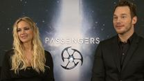 "www.falmouthhistoricalsociety.org-Interview zu ""Passengers"" mit Jennifer Lawrence & Chris Pratt (FS-Video)"