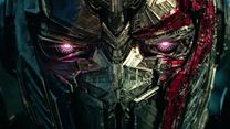 Transformers 5: The Last Knight - Super Bowl Spot OV